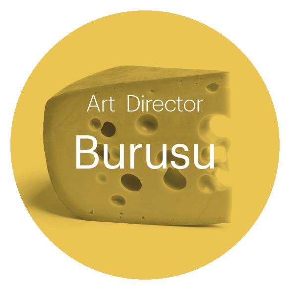 三名治-關於我們-三名治成員-Burusu