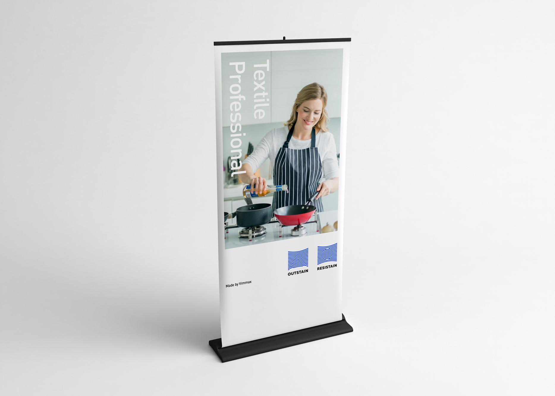 布料科技品牌設計