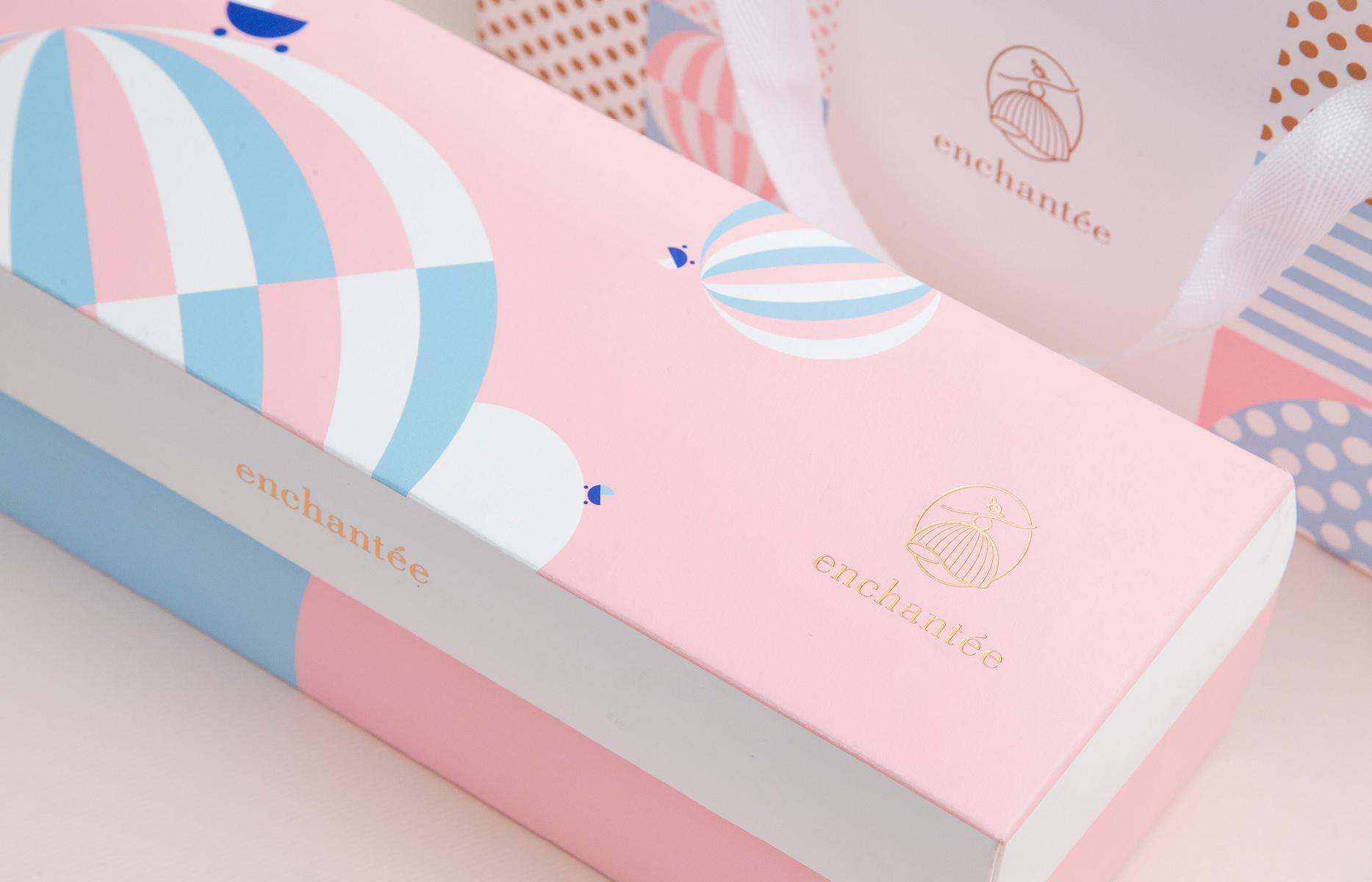 彌月禮盒設計