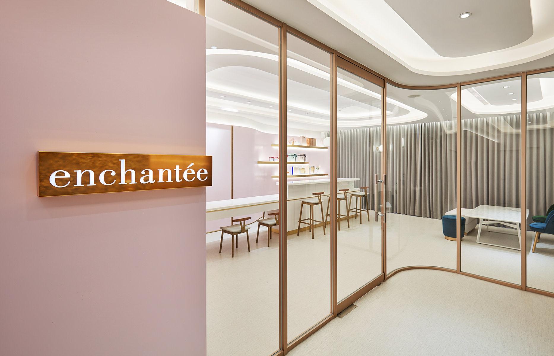 喜餅品牌空間設計