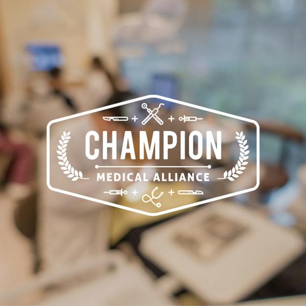 三名治-專案-品牌設計-全品醫療聯盟-logo