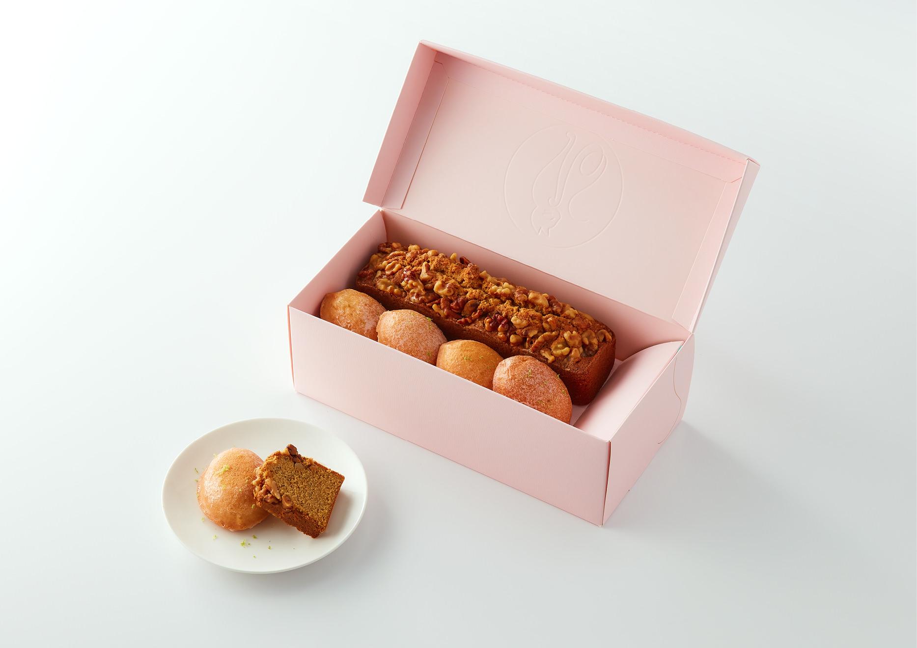 甜點包裝設計